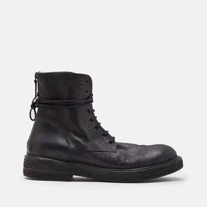 Marsell Parrucca Combat Lace Up Boots
